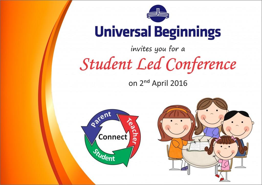 Led Conference invite