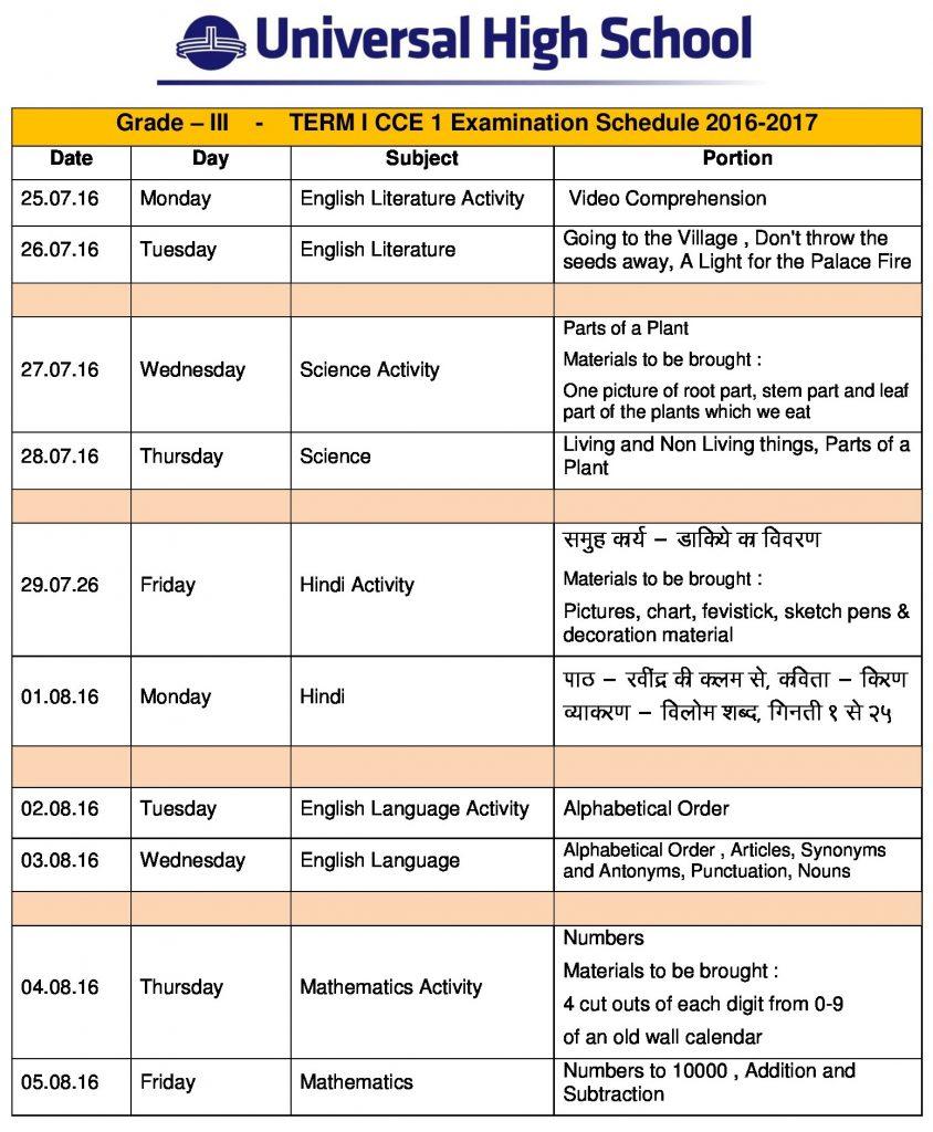 grade iii term 1 cce-1 syllabus 2016-17-0